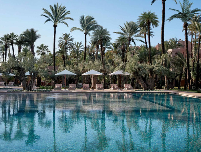Top Luxury Honeymoon Resorts in Morocco - Royal Mansour Marrakech