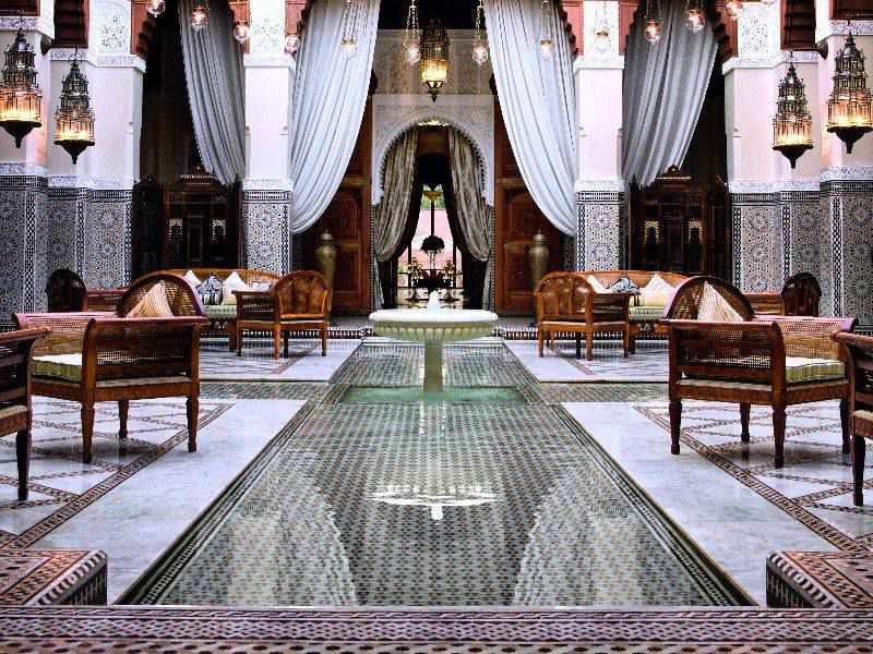 Best luxury hotels in Marrakech - Zayan Travel