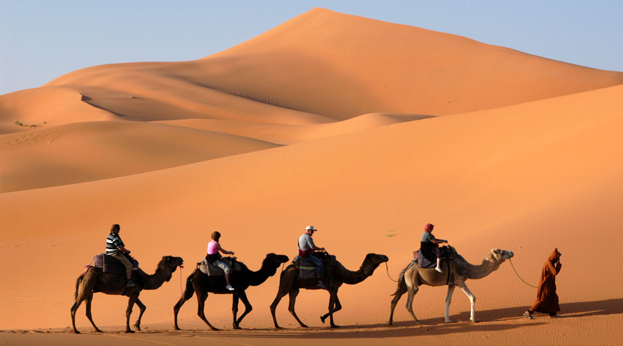 Merzouga Tourist Attractions - Zayan Travel